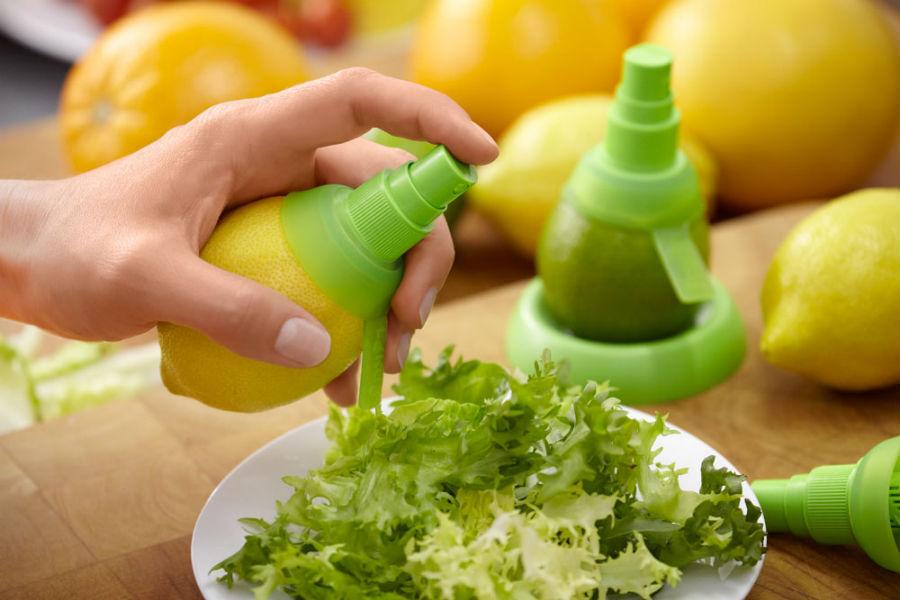 Лимоны и зелень