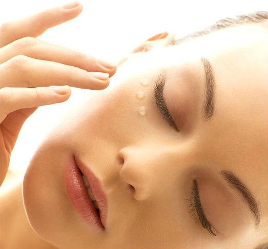 Витамин Е для кожи лица