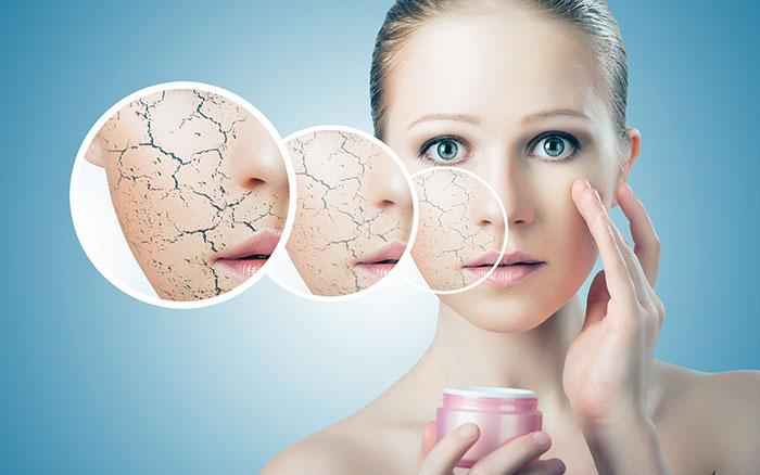 Сухость и шелушение кожи