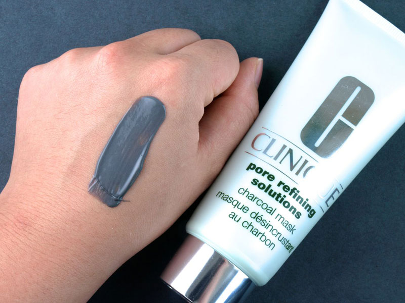 Маска для лица Clinique Pore Refining Solutions Charcoal Mask