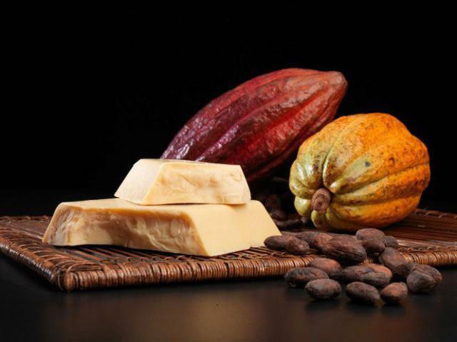 Масло из какао-бобов
