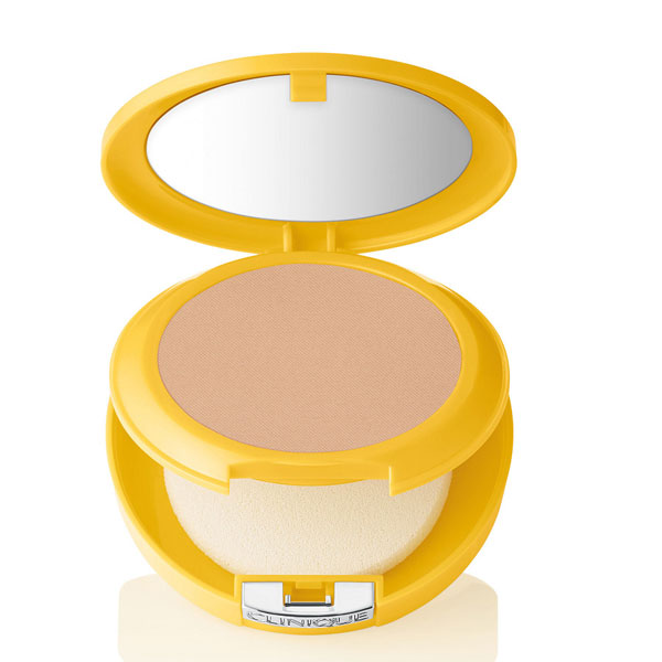 Солнцезащитная минеральная пудра Mineral Makeup Powder for Face