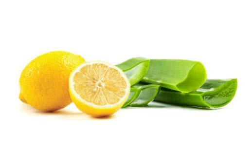 Алоэ и лимон