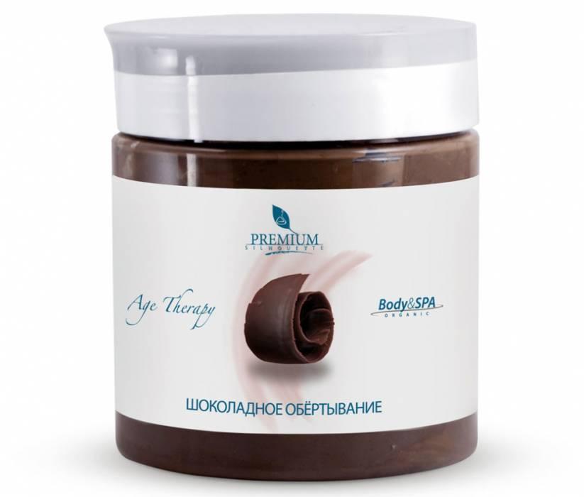 Шоколадное обертывание Age therapy