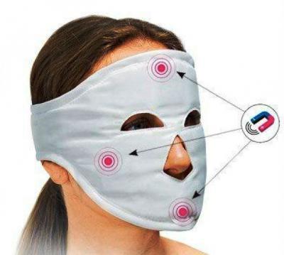 Зафиксированная магнитная маска