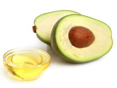 Авокадо и оливковое масло