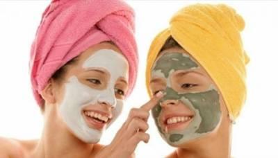 Глиняные маски для кожи