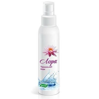 Термальная вода Лора