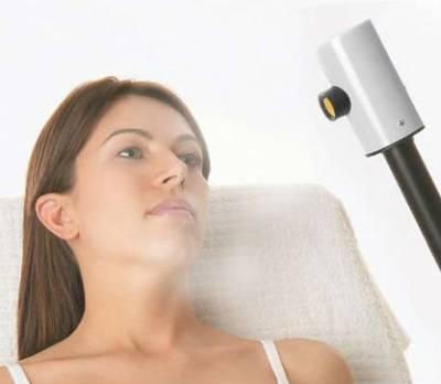 Вапоризация кожи лица