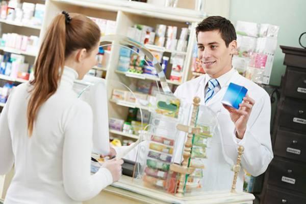 Выбор лекарственного препарата