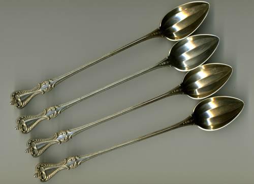 Серебренные ложки