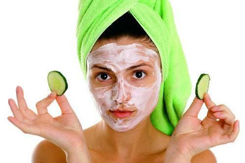 Огурцы для кожи лица