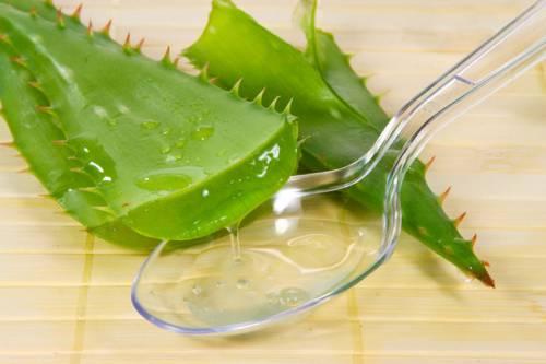 Сок из листьев алоэ