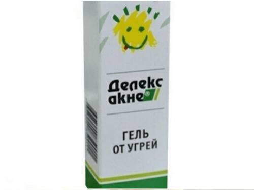 Гель Делекс Акне
