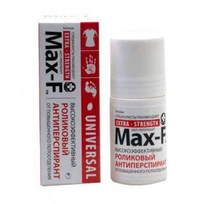 Антиперспирант Max-F