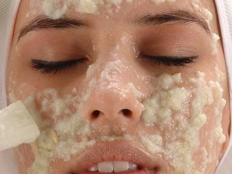 Химическая чистка лица