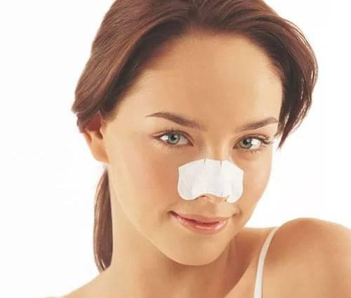 Пластырь от угрей на носу