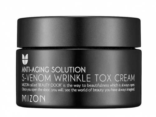 Крем Mizon S-venom Wrinkle Tox Cream