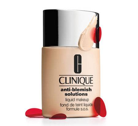 Тональный крем Clinique Anti-Blemish Solutions™ Clearing Moisturizer