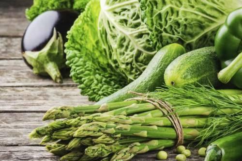 Овощи и зелень