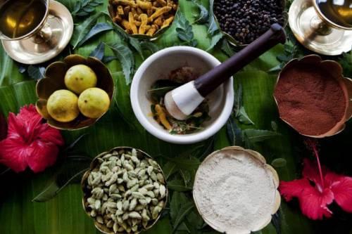 Натуральнаые продукты для ухода за кожей