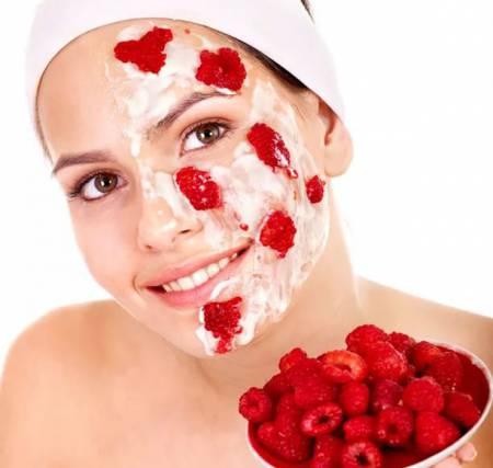Маска из свежих ягод