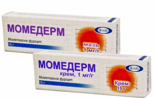 Крем Момедерм