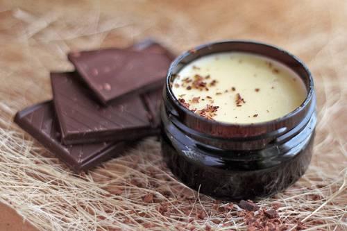 Масло какао и шоколад