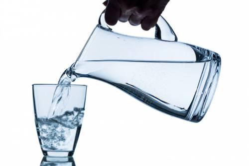 Вода в кувшине