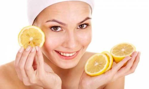 Лимон для осветления кожи