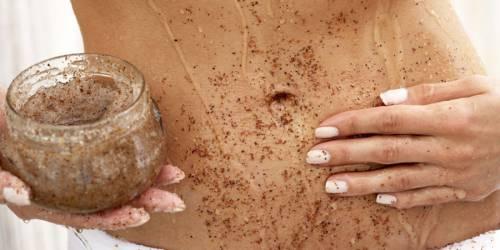 Очищение кожи тела