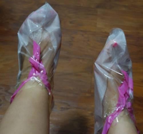 Носочки от натоптышей