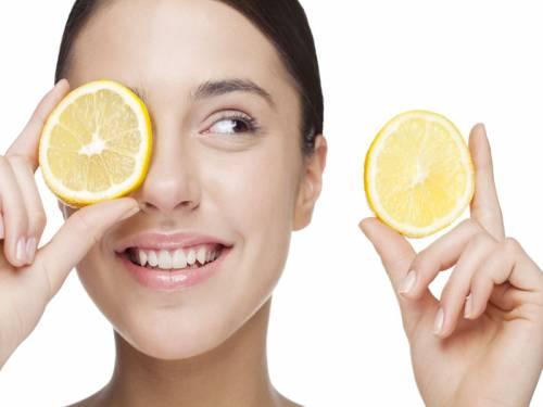 Применение лимона для ухода за кожей лица