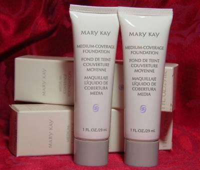 MARY KAY Medium-Coverage Foundation