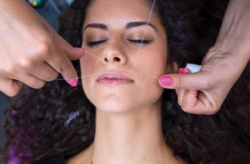 Волосы на лице у женщин: как убрать у девушек навсегда, средства