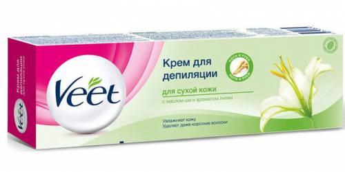 Крем для удаления волос Veet