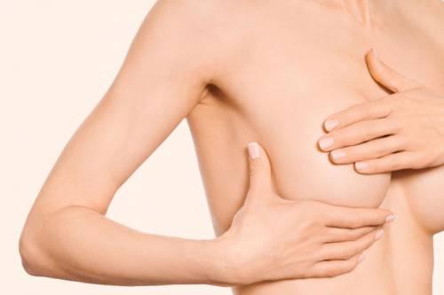 Самостоятельный осмотр груди
