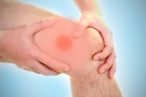 Воспаление на ноге