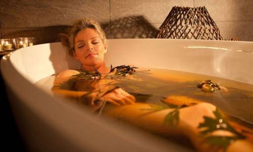Травяная ванна