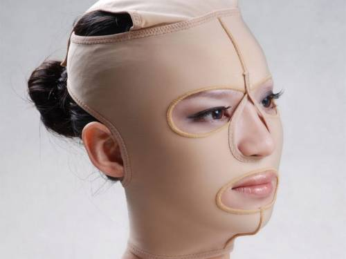 Поддерживающая повязка после операции