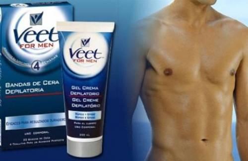 Крем-эпилятор для мужчин