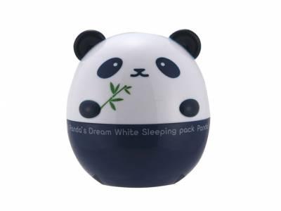 Маска Panda's Dream White Sleeping Pack от Tony Moly