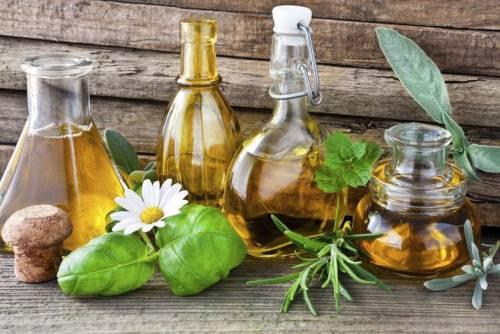 Лекарственные растения и масла