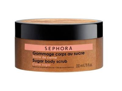 Сахарный скраб для тела, Sephora
