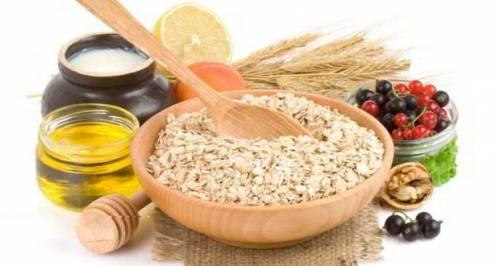 Ингредиенты для приготовления масок для лица