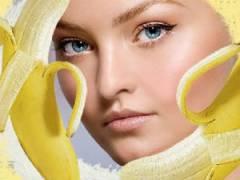 Омоложение кожи при помощи бананов