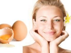 Яйца для ухода за лицом