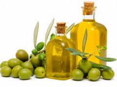 Оливки и оливковое масло