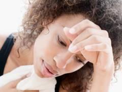 Гипергидроз у женщины