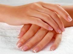 Красивая кожа рук